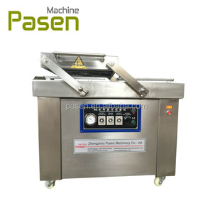 Commercial automatic rice seed vacuum packaging machine / vacuum packaging equipment on sale