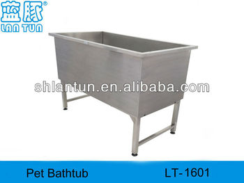 Stainless Steel Dog Bathtub Pet Grooming Tub Buy