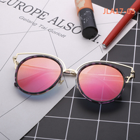 JLA17 YIWU from china own brand personalized round sunglas own brand personalized round sunglasses