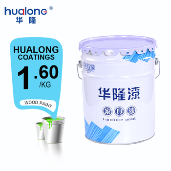 Hualong PU Wood Paint