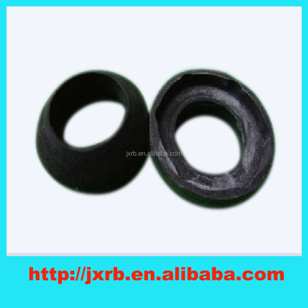 custom make Low price flat epdm flange gasket