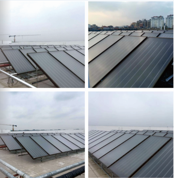SHe-AO China Solar Heating Energy Solution Provider Heat Pipe Solar Collector