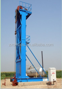 Oilfield API standard Belt Transmission pumping unit