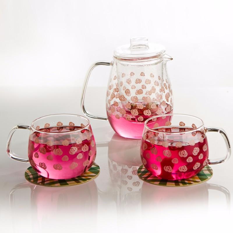 Alibaba Best Sellers Teapot Tea Pot Tea Cup Setsmtz318