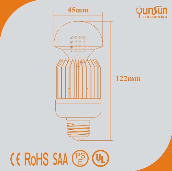 Hot Selling E27 Led Lamp 100w Incandescent Equivalent Led Light ...