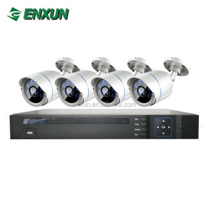 Low Cost DVR CCTV Camera Kit HD Home Security CCTV Camera System