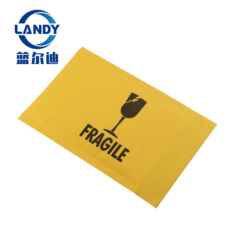 Colored Black Padded Envelopes With Self-adhesive