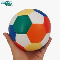 Soft sport toy plush stuffed soccer toy ball wholesale