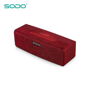 TWS ,NFC,FM,TF card multifunction wireless loud speaker bluetooth 4.2