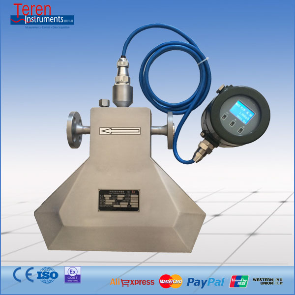 Coriolis Mass Air Flow Meter Fuel Flow Rate Oil Meter