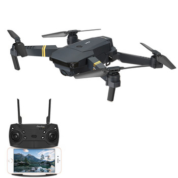 Eachine E58 2MP Wide Angle Camera RC Drone Quadcopter RTF