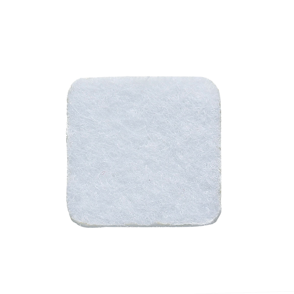 New Products Bulk Square White Nonwovens Felt Oil Diffuser Locket Pads