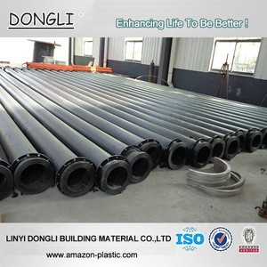 factory price pe water supply poly 50mm hdpe pipes