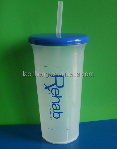 32 oz pp plastic big cup pool hard rock casino cup