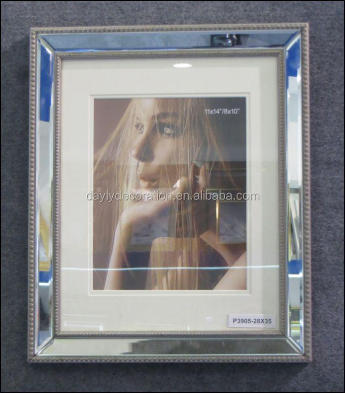 11x14 Grande Espejo Divertido Marco De Fotos Sexy Con Estera ...