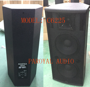 Light Weight Heavy Duty Rcf Style C6225 Professional Sound - Buy  Professional Sound,Rcf C6225,C6225 Speaker Product on Alibaba com
