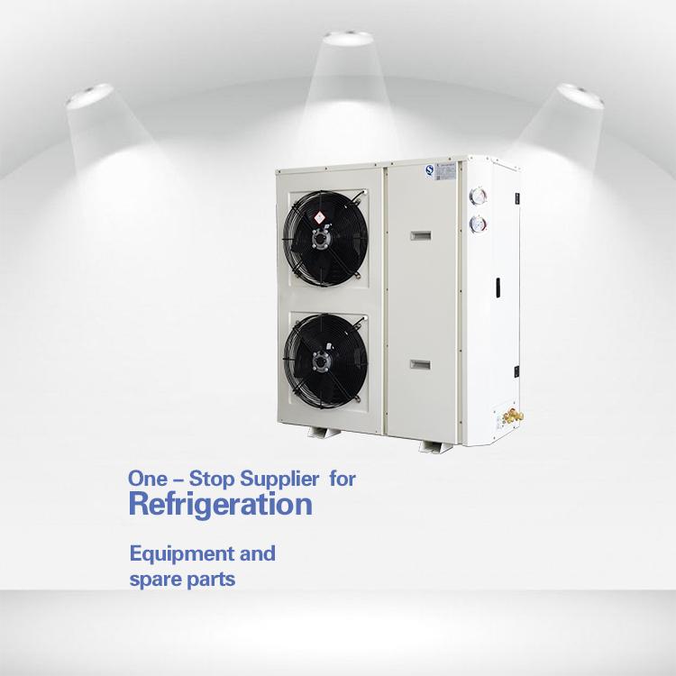 Refrigerant Gas R22 Compressor Condensing Unit For Cold Storage