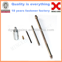 China high quality security safety pin with screws pins