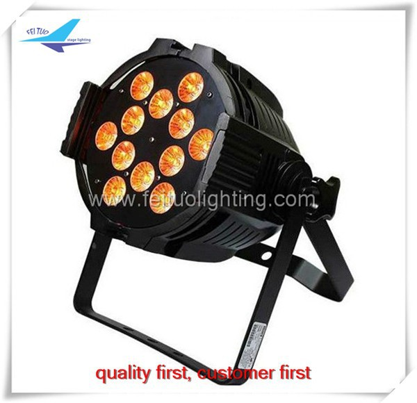 Free shipping (16 piece) New disco 12*15W 5 in 1 rgbwa led par can