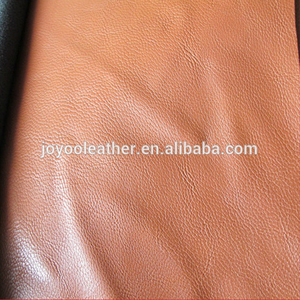 2018 100% pu Genuine leather hand feeling leather for Bags, Belt, Home Textile materials
