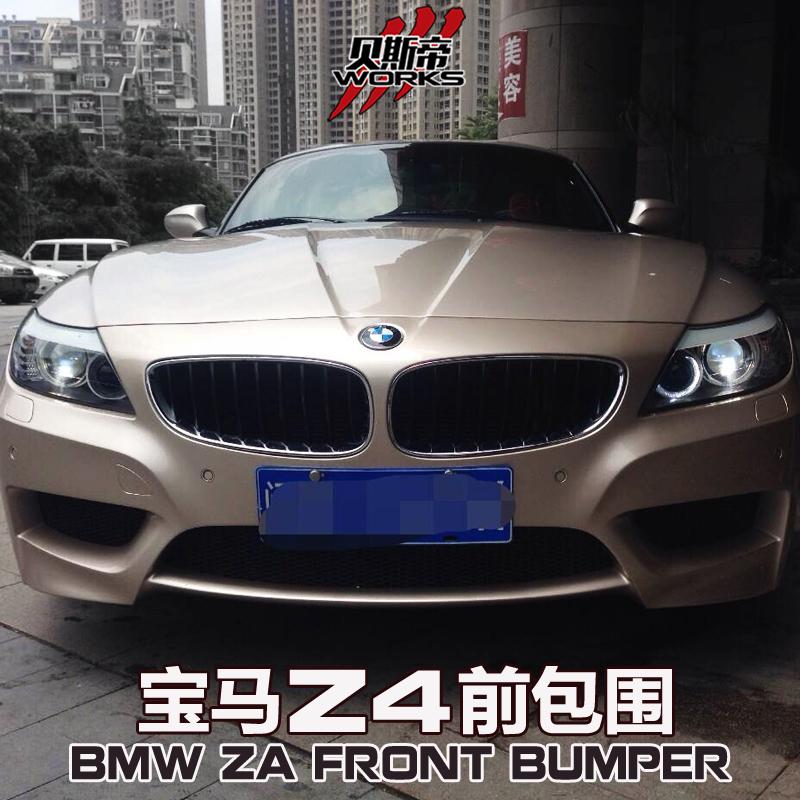 Bmw Z4 Performance Parts: Kit Del Cuerpo Para 09-12 BMW Z4 E89 M-sport Estilo