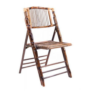 Bamboo folding chairs for sale