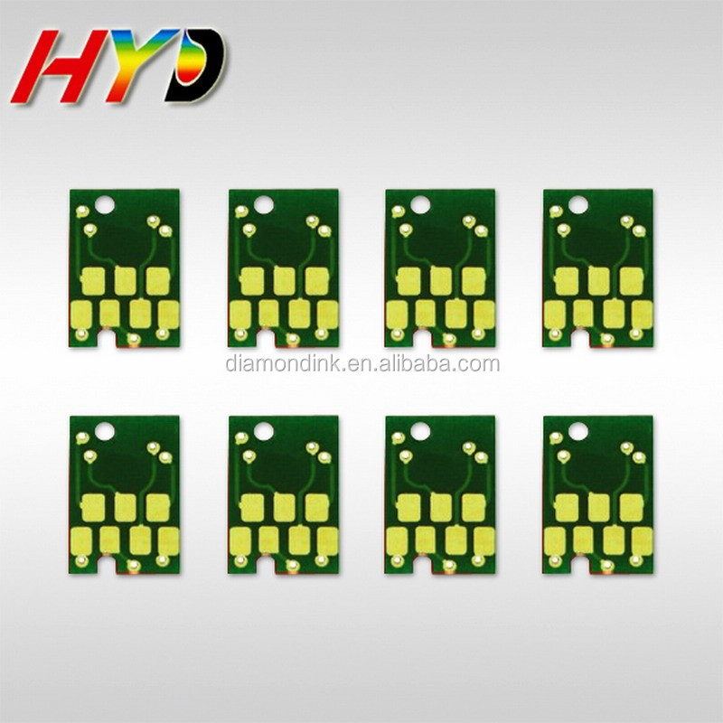 Replacement Archival Ink inkjet cartridge chips for Epson Stylus Pro 10000 Printer