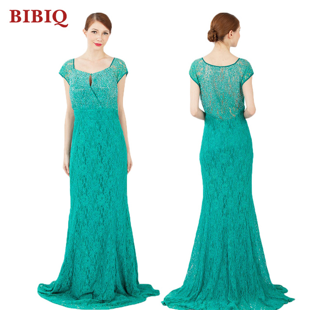 17d03863276 2016 Beaded Top Full-Length Women Dress Lace Long Evening Gowns Dubai