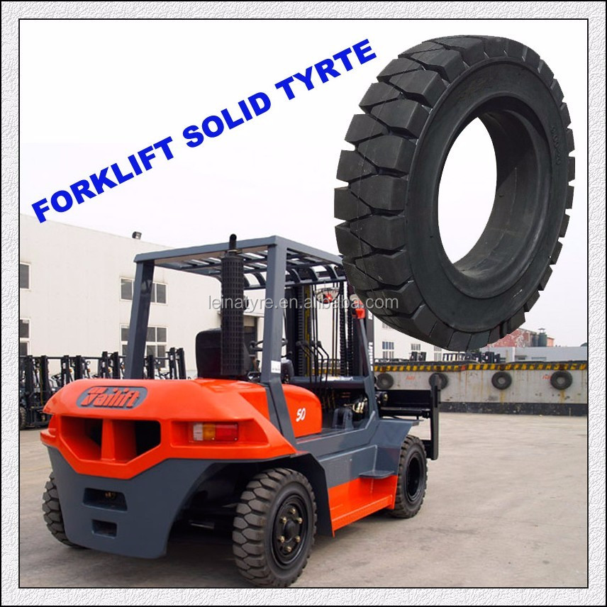 26*9-15 top brand China solideal forklift tires for sale