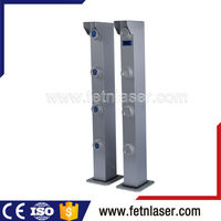 Outdoor security beams residential alarm perimeter protection products