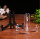 clear acrylic plate display stand plate easel,plexiglass dish holder/ Wholesale acrylic Plate Stands