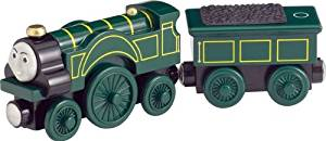 Game / Play Thomas And Friends Wooden Railway - Emily. Trains, Collectible, Tracks, Connector, Wheels, Toy Toy / Child / Kid