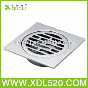 "2"" drain pipe cover,stainless steel floor drainer,drain pipe machine"