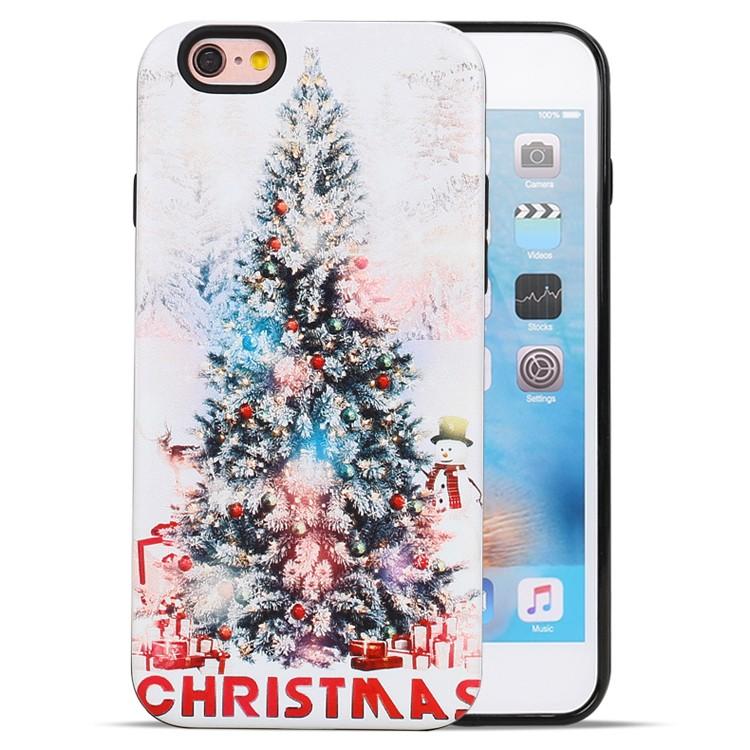 Cheap Bulk Christmas Gifts Santa Claus Tree Deer Snowman Case For ...