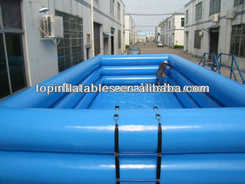 Inflatable Deep Swimming Pool Buy Inflatable Adult Swimming Pool Giant Inflatable Pools Above