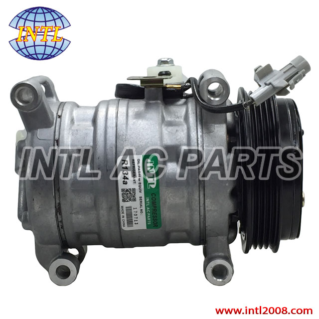 Panasonic A/C compressor for SUZUKI SWIFT 9520163JA0 9520163JA1