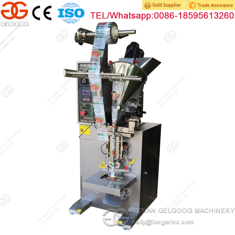 Professional Spices Powder Filling Packing Machine