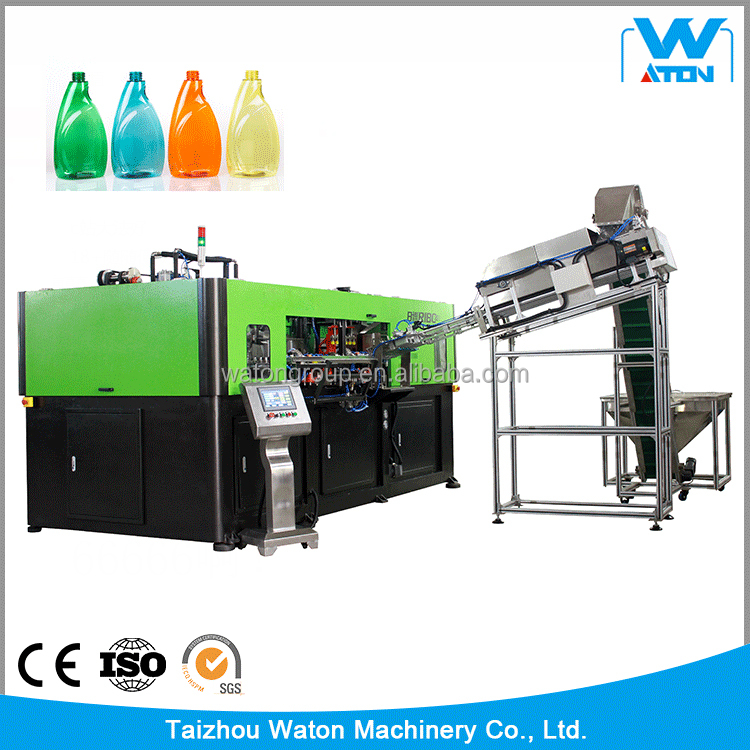 QCS-9000F Fast Wholesale Excellent Material Pc Bottle Automatic Extrusion Blow Molding Machine