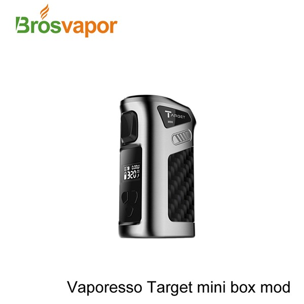 Vaporesso TARGET Mini box mod 40W With 2ml Guardian cCELL Tank Atomizer