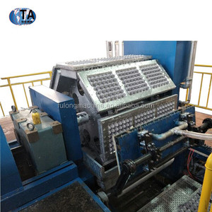 paper product making machine for the egg trays /egg carton
