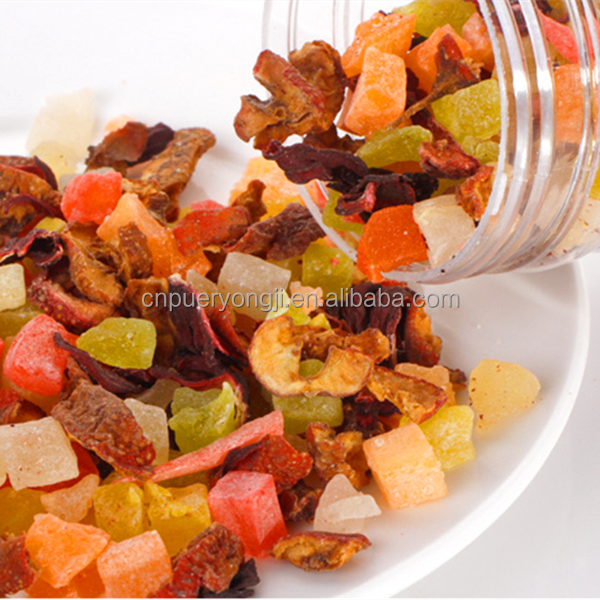 Blended Natural Chinese Flavoured Fruit Tea, Mix Tea - 4uTea | 4uTea.com