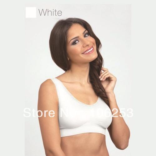 6e10e349acc5b Get Quotations · Free shipping Ahh Bra Sexy Bra Women Bra Yoga Bra Lace  Vest Slimming Underwear Breast Massage