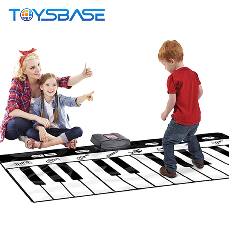 Big Electronic Piano Blanket Kids Music Dance Mat