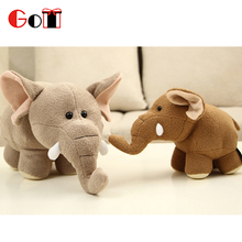 Wholesale Stuffed Cute Elephant Sound Plush Toy with Big Ears