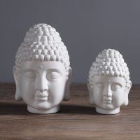 Resin Figure Of Buddha