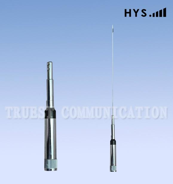 2.5DBI 50W Direct Ground Military HF CB Mobile Whip Antenna