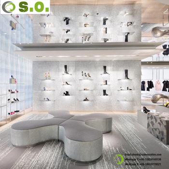 Fashion Retail Brands Ladies Handbag Shop Interior Design Buy