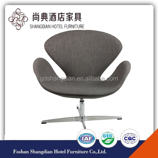 modern design salon/bar furniture arm egg chair