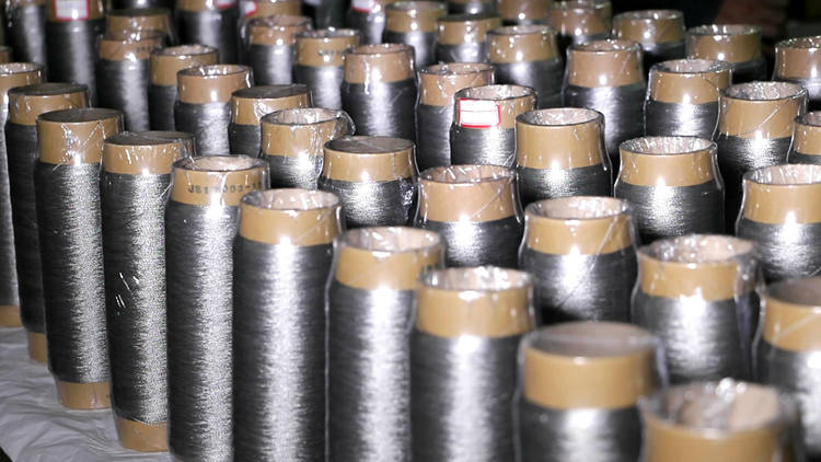 Hot Selling Stainless Steel Thick Conductive Thread