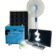 500w home kit solar alert lighting systems led